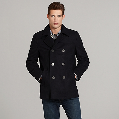 Discover the best mens slim pea coat with fur collar styles and worldwide shipping here at bonjournal.tk Our fur collar and long wool pea coats for men are high quality and modern, .