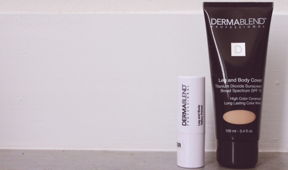 How To Use Dermablend For Covering Tattoos And Discoloration